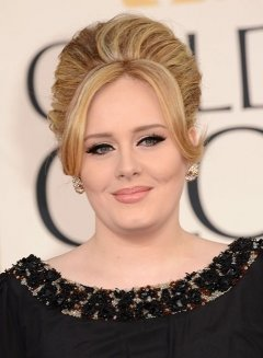 Adele's Rich Rewards earn her £41k per day